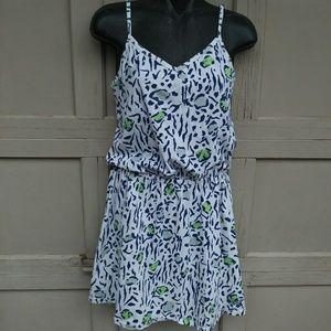 LOST cute cotton dress medium